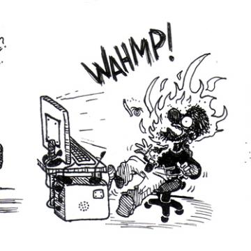 Federico Gomato - I Fumetti Della Fattanza