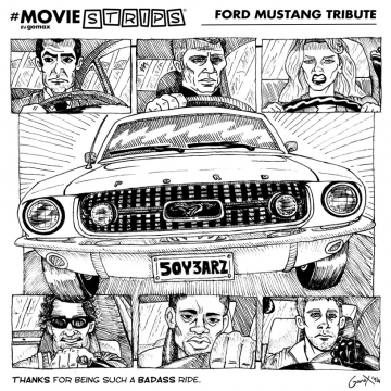 moviestrips-mustang-tribute