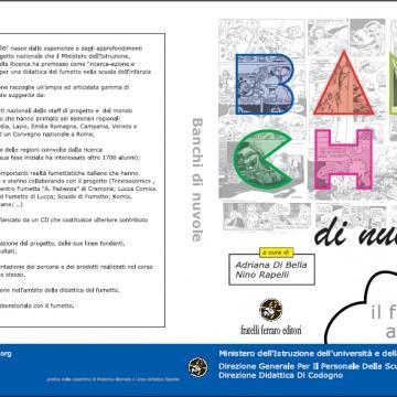 Banchi Di Nuvole Cover Design  - by Federico Gomato