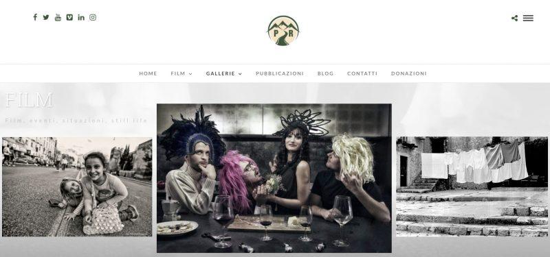 Online il sito web di Parsifal Reparato
